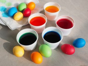 Tips for Safe Handling, Dyeing and Eating Easter Eggs - Egg Safety ...