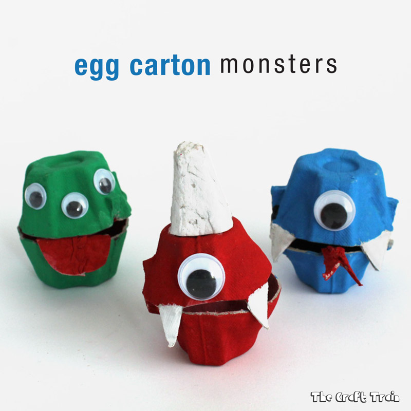 Lovely Egg Carton Crafts Part - 14: Egg-Safety-Center-Reusing-Egg-Cartons ...